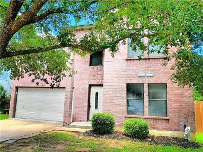 Leander Single Family Home For Sale: 308 Greener Dr