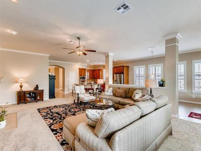 Leander Single Family Home For Sale: 2504 Quick Fort Dr