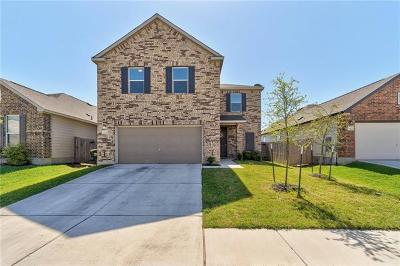 Del Valle Single Family Home For Sale: 12615 Stoney Ridge Bnd