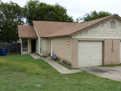 Austin Multi Family Home For Sale: 11908 Sunhillow Bnd