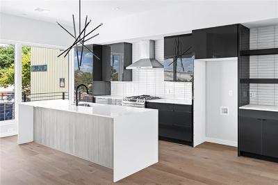 Austin Single Family Home For Sale: 5605 Sunshine Dr #2