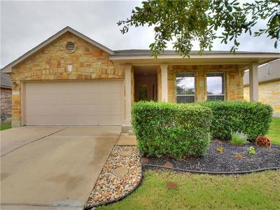 Austin Single Family Home For Sale: 12004 Eruzione Dr