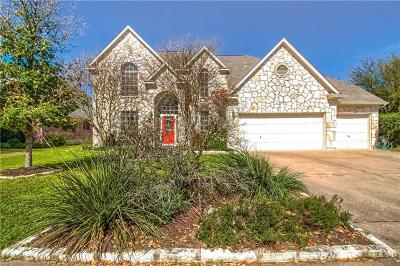 Travis County, Williamson County Single Family Home For Sale: 13240 Humphrey Dr