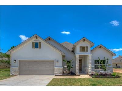 Driftwood Single Family Home Pending - Taking Backups: 347 Towering Cedar Dr