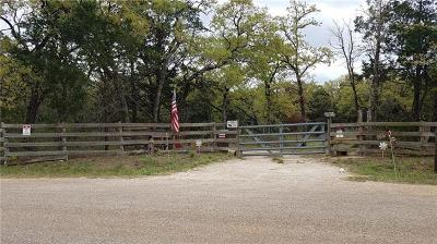 Bastrop Residential Lots & Land For Sale: 626 Oak Hill Cemetery Rd