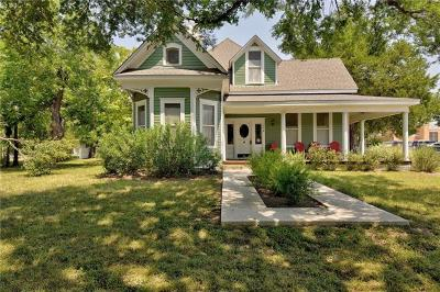 Hutto Single Family Home Pending - Taking Backups: 206 Taylor St