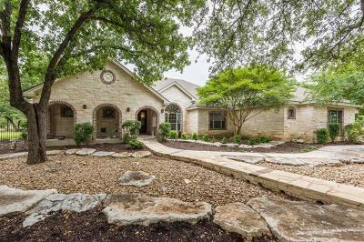 Georgetown Single Family Home Active Contingent: 300 Woodland Park