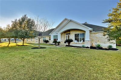 Cedar Creek Single Family Home For Sale: 164 Estate Row