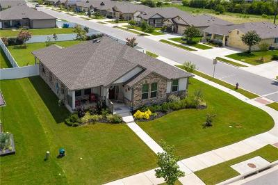 Pflugerville Single Family Home For Sale: 1126 Craters Of The Moon Blvd