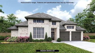 Georgetown Single Family Home For Sale: 520 Hiddencreek Way