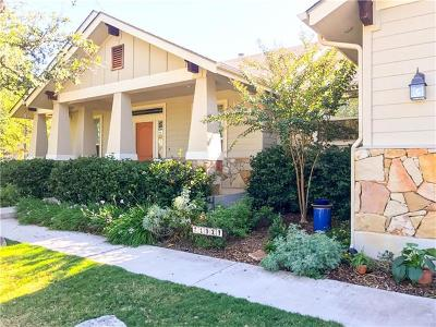Spicewood Single Family Home For Sale: 21927 Briarcliff Dr