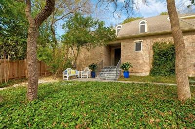 Hays County, Travis County, Williamson County Single Family Home For Sale: 3312 Pecos St
