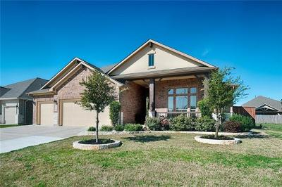 Liberty Hill Single Family Home For Sale: 108 Prosa Ln