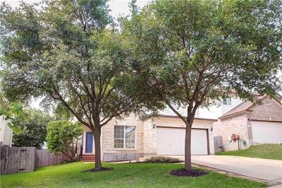 Austin Single Family Home For Sale: 11329 Fletcher Hall Ln