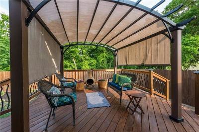 Pflugerville Single Family Home Pending - Taking Backups: 13901 Stripling Ln #17