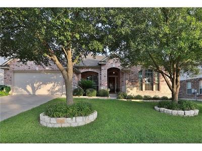 Pflugerville Single Family Home For Sale: 19409 Moorlynch Ave