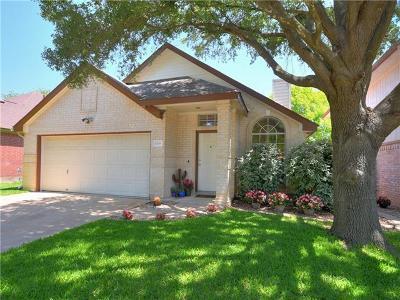 Austin TX Single Family Home For Sale: $218,000