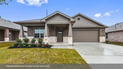 Hutto Single Family Home For Sale: 213 Seaholm Ln