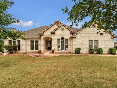 Driftwood Single Family Home For Sale: 10156 Brangus Rd