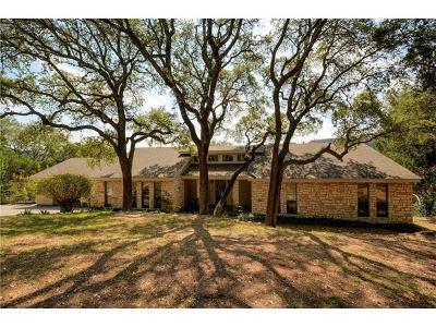 Austin Single Family Home For Sale: 7903 Entrada Cv