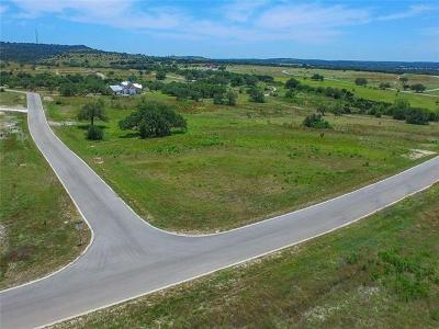 Burnet County Residential Lots & Land For Sale: 226 Rolling Waters Ct