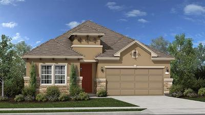 Leander Single Family Home For Sale: 1800 Ficuzza Way