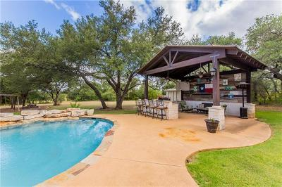 Dripping Springs Single Family Home Active Contingent: 31451 Ranch Road 12