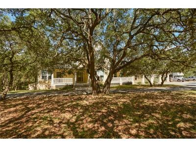 Dripping Springs Single Family Home Pending - Taking Backups: 223 Twidwell