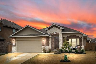 San Marcos Single Family Home For Sale: 302 Field Corn Ln