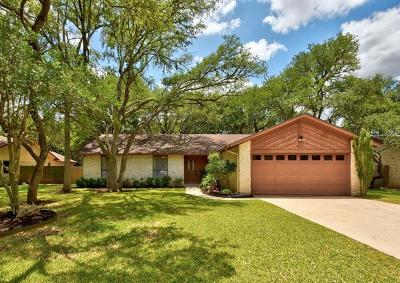 Austin Single Family Home For Sale: 4406 Twisted Tree Dr