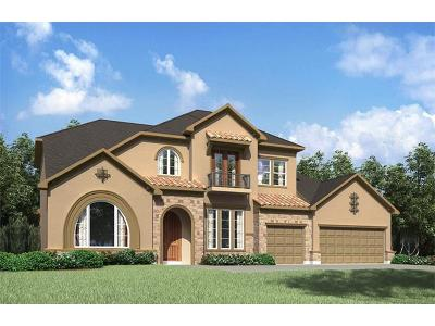Cedar Park Single Family Home Active Contingent: 1506 Parke Field Pass