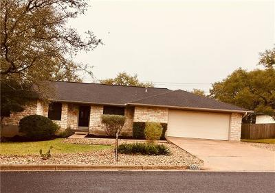 Austin Single Family Home Pending - Taking Backups: 9902 Grand Oak Dr