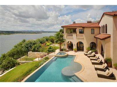 Hays County, Travis County, Williamson County Single Family Home For Sale: 19700 La Isla Cv