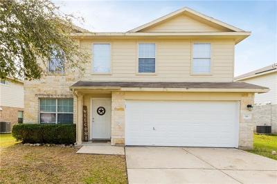 Kyle Single Family Home Pending - Taking Backups: 181 Goldenrod St