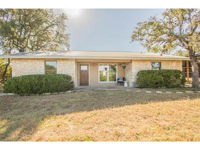 Dripping Springs Single Family Home Pending - Taking Backups: 661 Panorama Dr