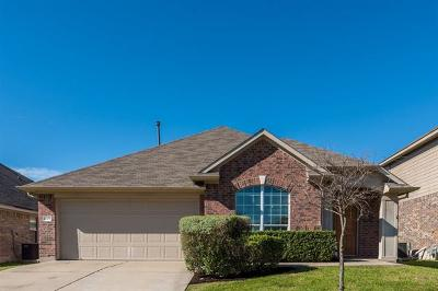 Pflugerville Single Family Home Pending - Taking Backups: 4305 Rolling Water Dr