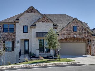 Austin Single Family Home For Sale: 17712 Limestone Spring Lane