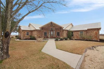Taylor Single Family Home Pending - Taking Backups: 600 County Road 446