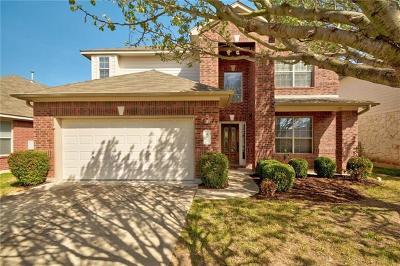 Buda Single Family Home For Sale: 431 Bayou Bend Dr