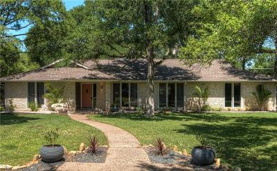 Austin Single Family Home For Sale: 12005 Mossbrook Cv
