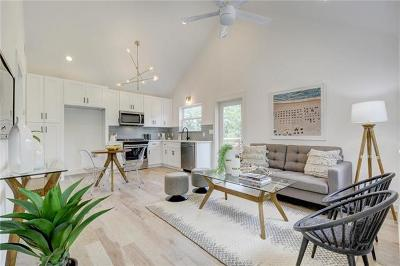 Austin Condo/Townhouse For Sale: 5106 Eilers Ave #2