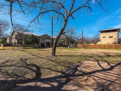 Austin Residential Lots & Land Pending - Taking Backups: 1516 Kinney Ave