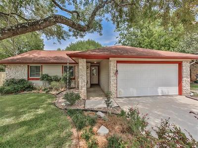 Travis County Single Family Home For Sale: 2616 McGregor Dr