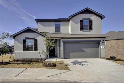 Leander Single Family Home For Sale: 1229 Hawk Feather Trail