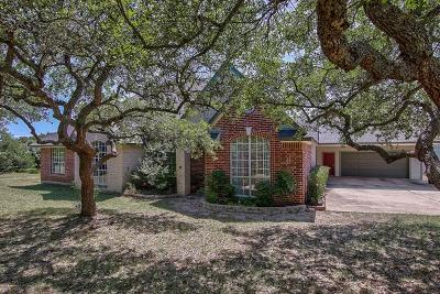 Dripping Springs Single Family Home For Sale: 513 S Lariat Cir