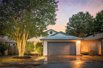 Travis County Single Family Home For Sale: 6009 Richard Carlton Blvd