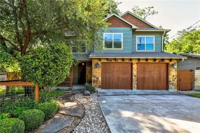 Austin TX Single Family Home For Sale: $875,000