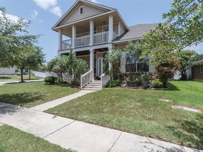 Cedar Park Single Family Home For Sale: 601 Brazos Bend Dr