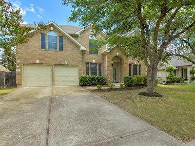 Pflugerville Single Family Home For Sale: 704 Stevenage Dr