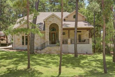 Bastrop Single Family Home For Sale: 105 Koae Ct
